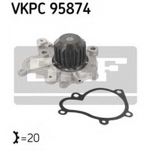 SKF VKPC 95874 Насос водяний