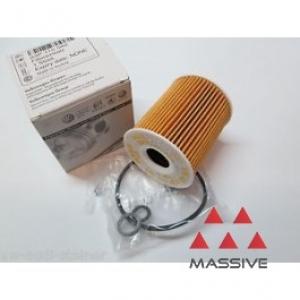 SKODA 03P115562 Фiльтр оливи двигуна