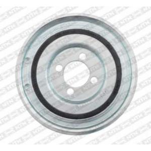 SNR DPF35809 Ременный шкив, коленчатый вал