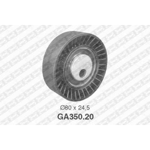 Натяжной ролик, поликлиновой  ремень ga35020 snr - BMW 3 (E36) седан 316 i