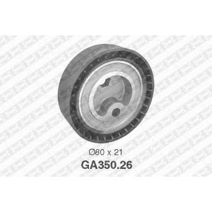 Натяжной ролик, поликлиновой  ремень ga35026 snr - BMW 3 (E36) седан 316 i