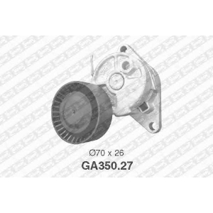 SNR GA350.27 Ролик ременя