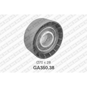 SNR GA350.38 Ролик ременя