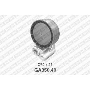 SNR GA35040 Натяжной ролик, поликлиновой  ремень