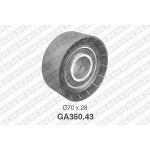 SNR GA350.43 Ролик ременя