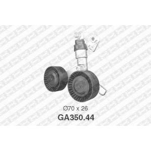 SNR GA35044 Натяжной ролик, поликлиновой  ремень