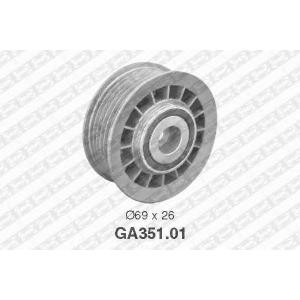 SNR GA351.01 Ролик натяжной MB Sprinter 2.3 TDI 95-00