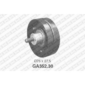SNR GA35230 Паразитный / ведущий ролик, поликлиновой ремень