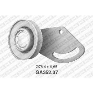 SNR GA35237 Натяжной ролик, поликлиновой  ремень