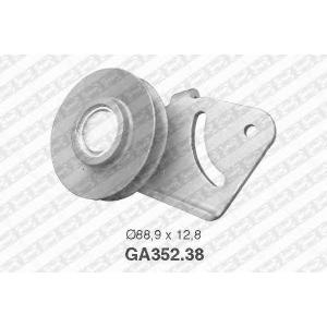 SNR GA35238 Натяжной ролик, поликлиновой  ремень
