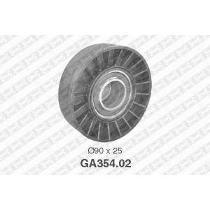 SNR GA354.02 Ролик ременя