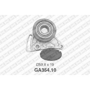 Натяжной ролик, поликлиновой  ремень ga35410 snr - AUDI A4 (8D2, B5) седан 1.6