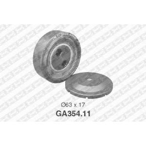 SNR GA354.11 Ролик ременя