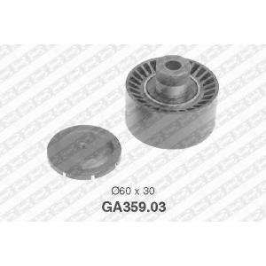 SNR GA359.03 Ролик модуля натягувача ременя