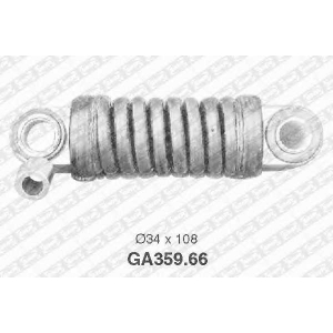�������� �����, ������������  ������ ga35966 snr - PEUGEOT 605 (6B) ����� 2.1 Turbo Diesel