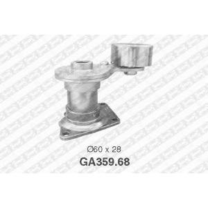 SNR GA35968 Натяжной ролик, поликлиновой  ремень