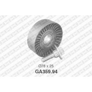 Паразитный / ведущий ролик, поликлиновой ремень ga35994 snr - PEUGEOT 605 (6B) седан 2.1 Turbo Diesel