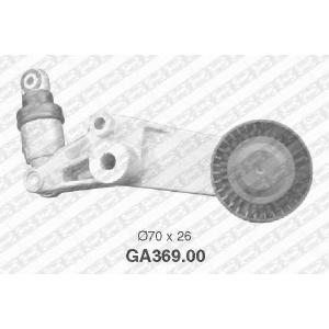 SNR GA369.00 Натяжной ролик, поликлиновой  ремень