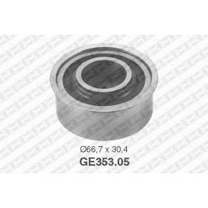 Паразитный / Ведущий ролик, зубчатый ремень ge35305 snr - OPEL KADETT E Наклонная задняя часть (33_, 34_, 43_, 44_) Наклонная задняя часть 2.0 GSI 16V
