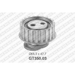 SNR GT350.03 Натяжной ролик, ремень ГРМ
