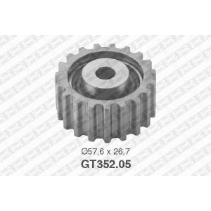 SNR GT352.05 Ролик ременя