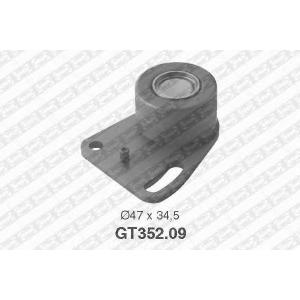SNR GT352.09 Ролик модуля натягувача ременя