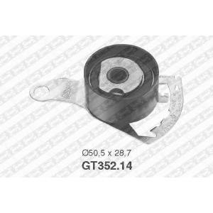 NTN-SNR GT352.14 Натяжной ролик, ремень ГРМ MAZDA 1E07-12-700B (Пр-во NTN-SNR)