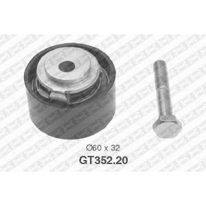 SNR GT352.20 Ролик модуля натягувача ременя