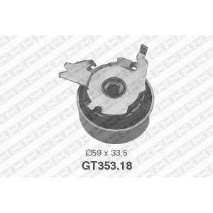 SNR GT353.18 Ролик модуля натягувача ременя
