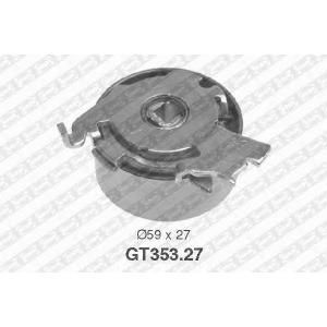 SNR GT353.27 Натяжной ролик, ремень ГРМ