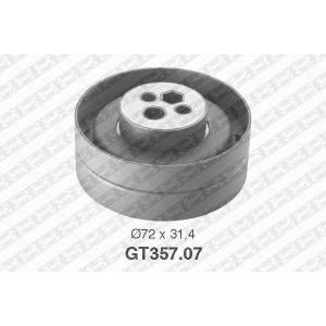 SNR GT357.07 Натяжной ролик, ремень ГРМ