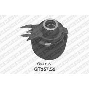 SNR GT35756 Натяжной ролик, ремень ГРМ
