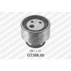 SNR GT358.00 GT358.00 Ролик SNR (шт.)