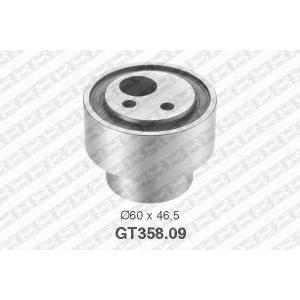 SNR GT35809 Натяжной ролик, ремень ГРМ