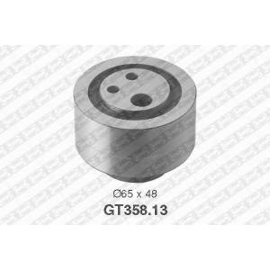 SNR GT35813 Натяжной ролик, ремень ГРМ