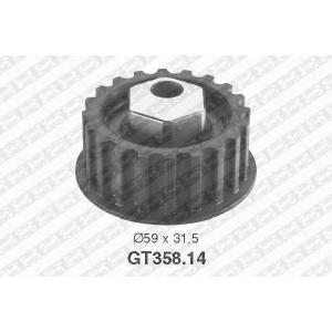 NTN SNR GT358.14 Натяжной ролик