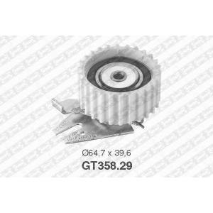 SNR gt358.29 Ролик натяжной ремня грм
