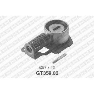 SNR GT359.02 Натяжной ролик, ремень ГРМ