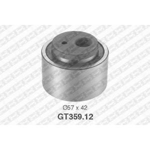 SNR GT359.12 Натяжной ролик, ремень ГРМ