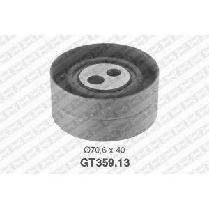 SNR GT359.13 Ролик ременя