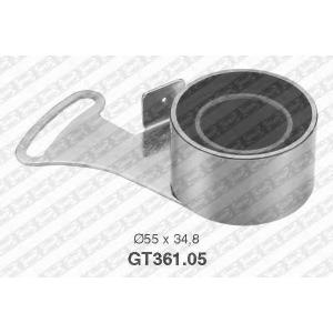 NTN-SNR GT361.05 Натяжной ролик, ремень ГРМ ROVER LHP10015 (Пр-во NTN-SNR)