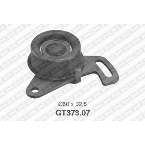 SNR GT37307 Натяжной ролик, ремень ГРМ