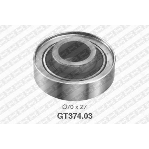 SNR GT374.03 Ролик ременя