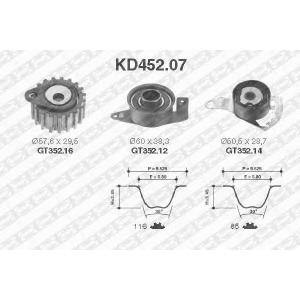 SNR KD45207