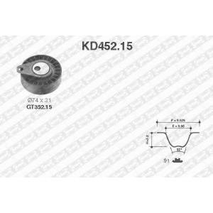 SNR KD45215 Комплект ремня ГРМ