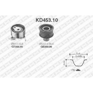 SNR KD45310 Комплект ремня ГРМ