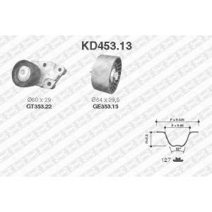 SNR kd453.13 Комплект ремня грм
