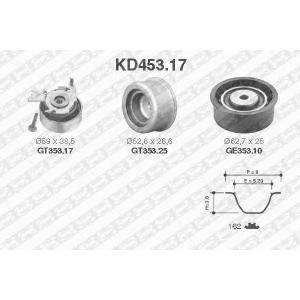 SNR KD453.17 Комплект ремня ГРМ