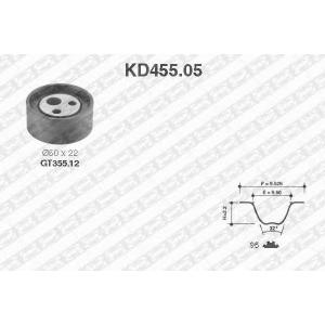 NTN-SNR KD455.05