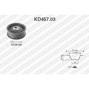 NTN-SNR KD457.03 Комплект ремня ГРМ